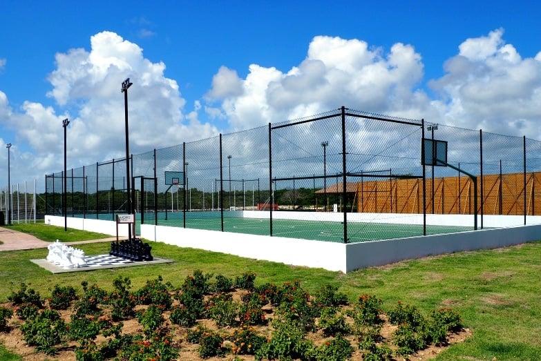 Sports Center at Nickelodeon Hotel Punta Cana