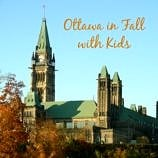 ottawa in fall with kids