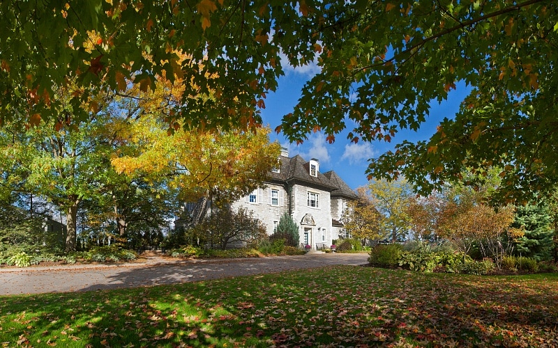 Go trick-or-treating at the Canadian Prime Minister's official residence on Halloween ~ Fun Things to Do in Ottawa in Fall with Kids