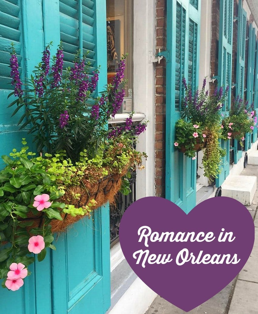 10 Ways to Find Romance in New Orleans, Louisiana