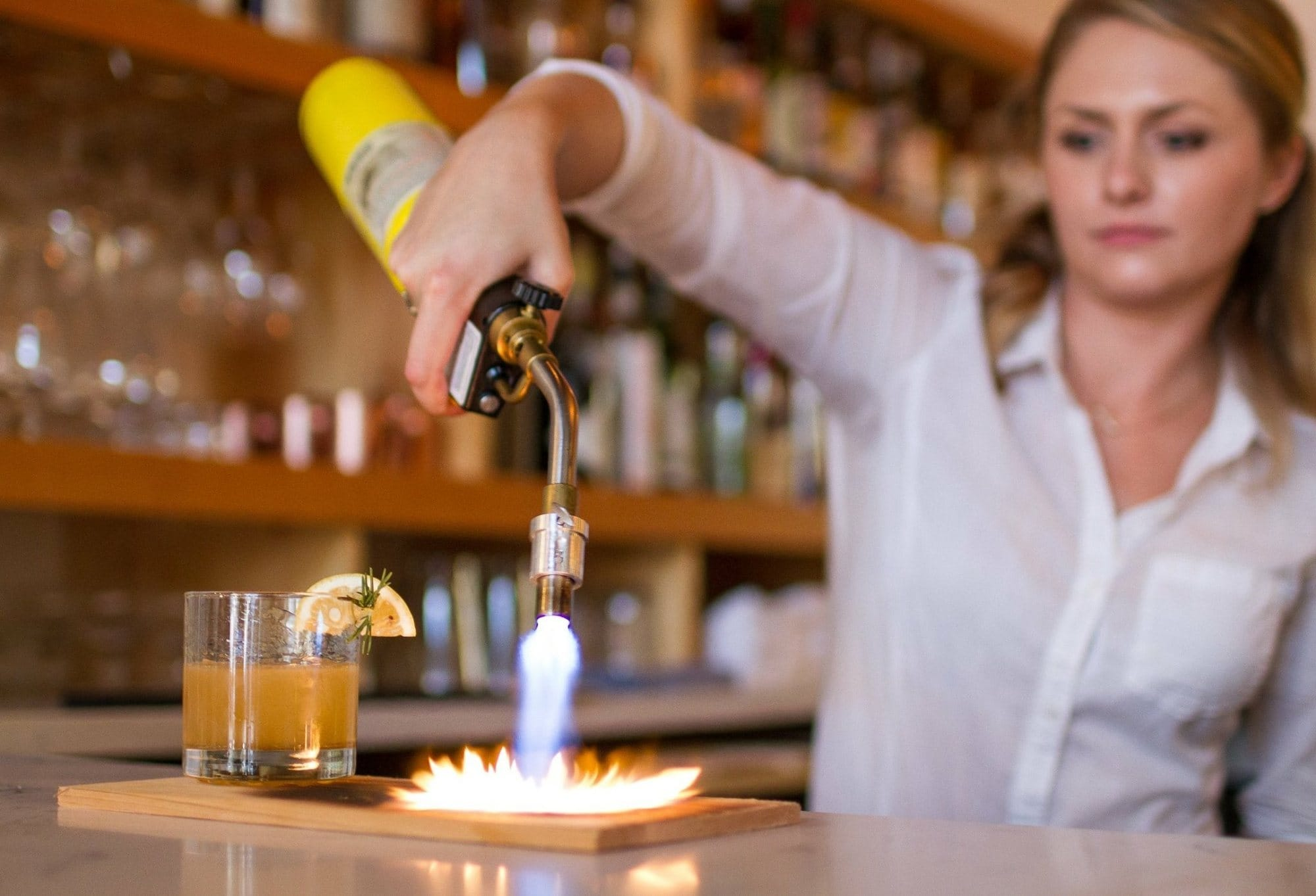 Best Fall Cocktail Recipes - PNW Old Fashioned