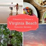 virginia beach romantic getaway