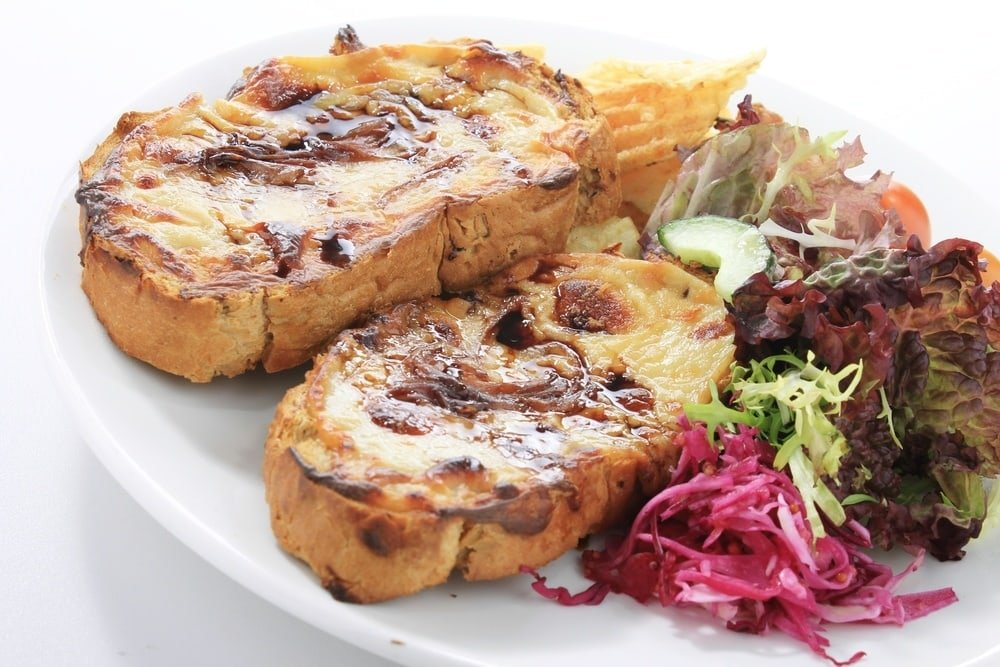 Welsh Rarebit ~ 8 Traditional British Foods with Funny Names