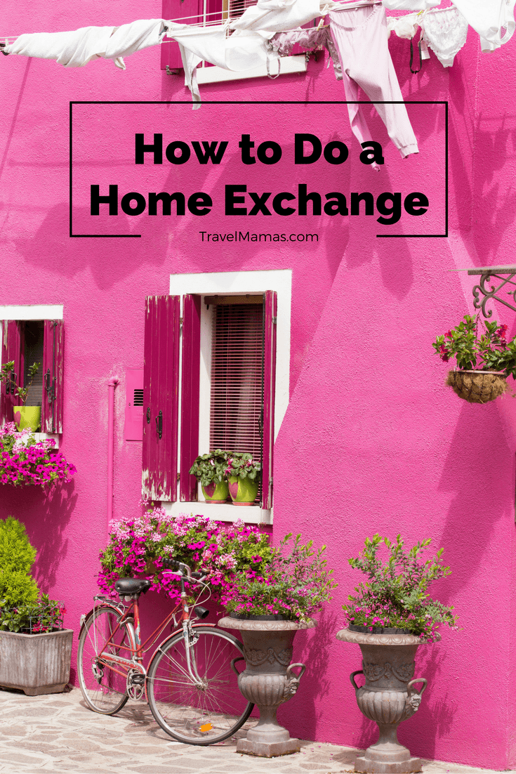 How to Do a Home Exchange