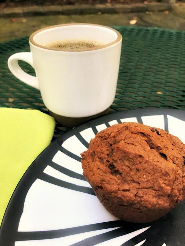 Fluffy Pumpkin Muffins Recipe