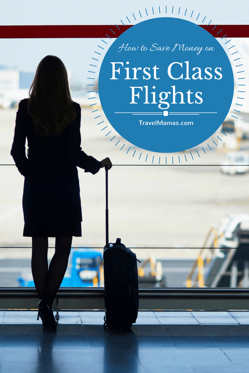 How to save money on first class flights!