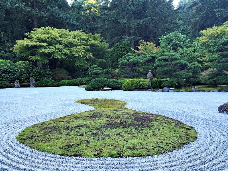 Japanese Gardens in Washington Park ~ Portland with Kids
