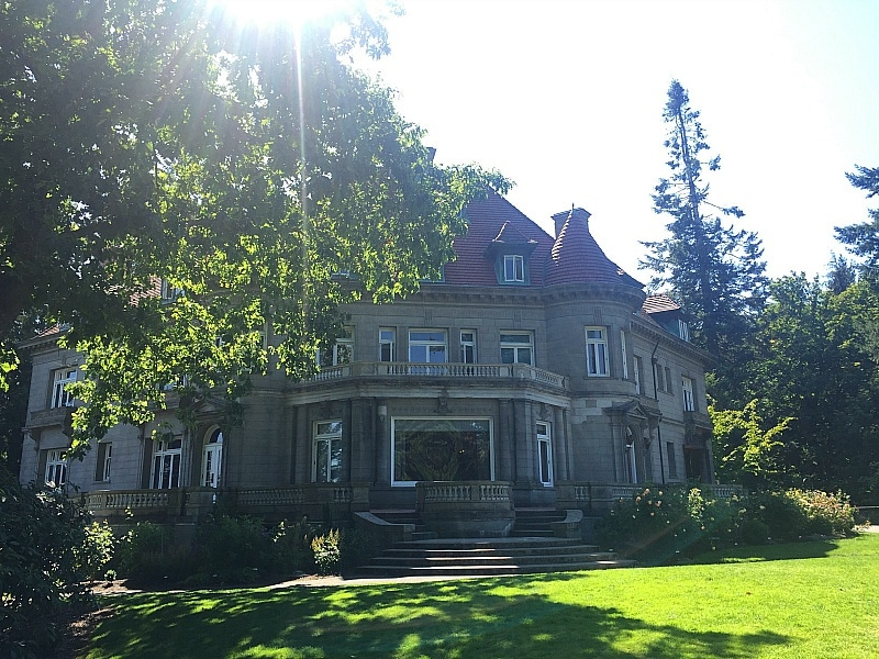 Pittock Mansion ~ Portland with Kids