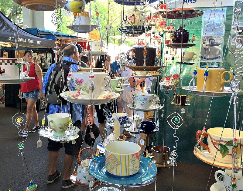 Portland Saturday Market crafts ~ Portland with Kids