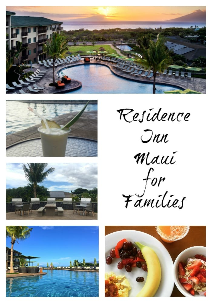 Residence Inn Maui for Families