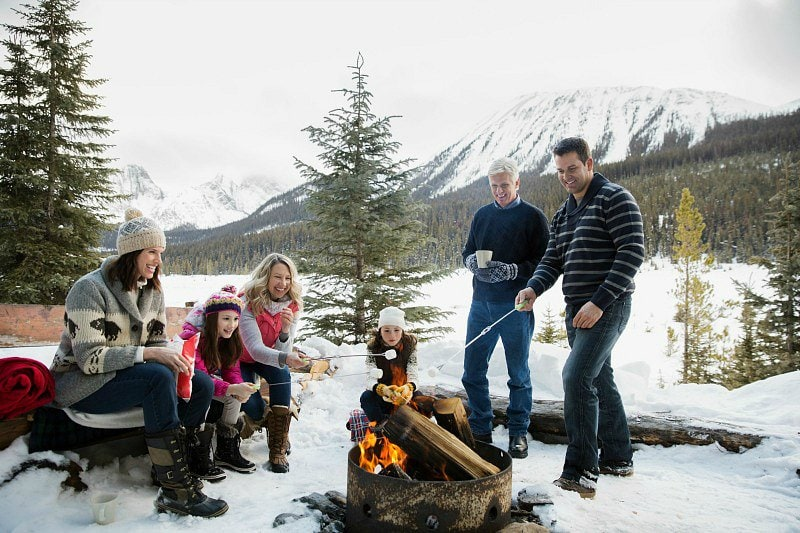 Canmore with Kids ~ Activities for All Seasons