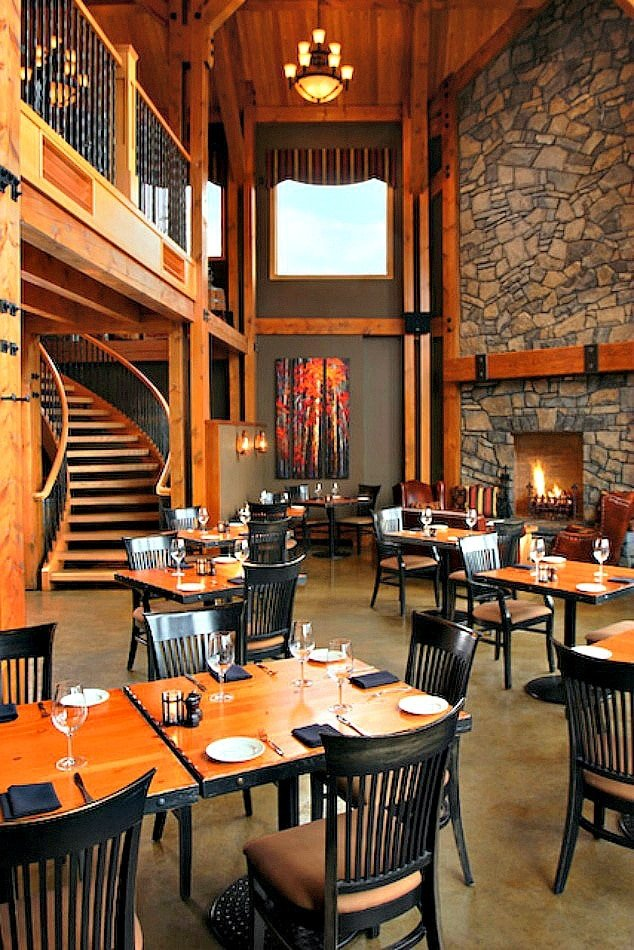 Iron Goat Restaurant ~ Canmore with Kids