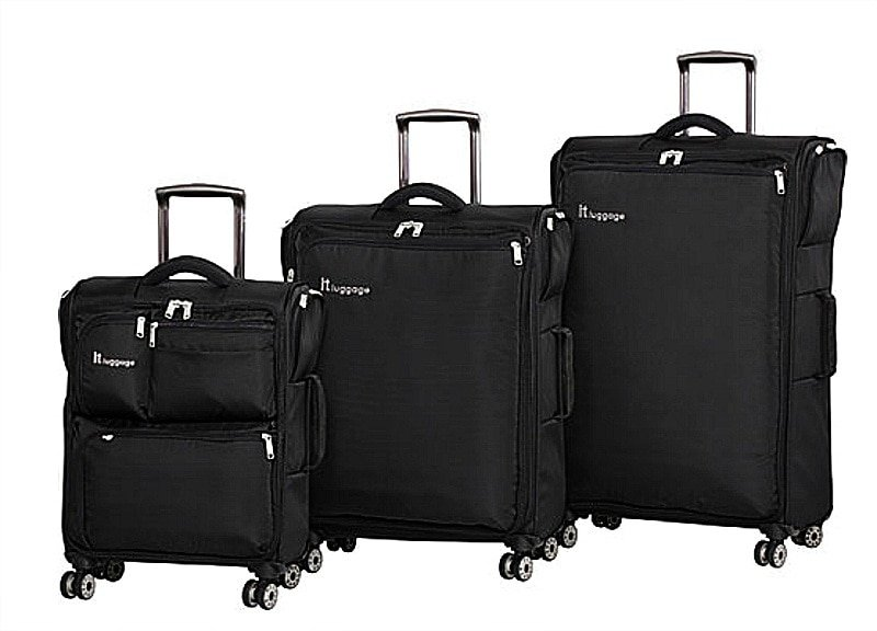 It Luggage Carry Tow Nova Scotia 3-Piece Set Review