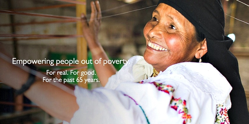 Give World Vision gifts to help end world poverty