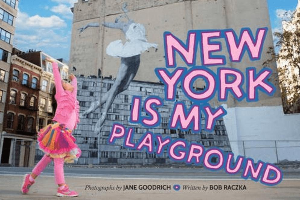 New York Is My Playground ~ Best Travel Books for Children
