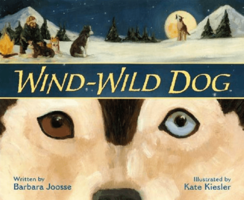 Wind-Wild Dog ~ Best Travel Books for Children