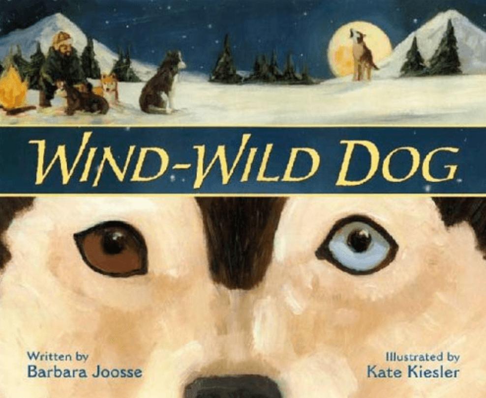 Wind-Wild Dog ~ Best Travel Books for Children