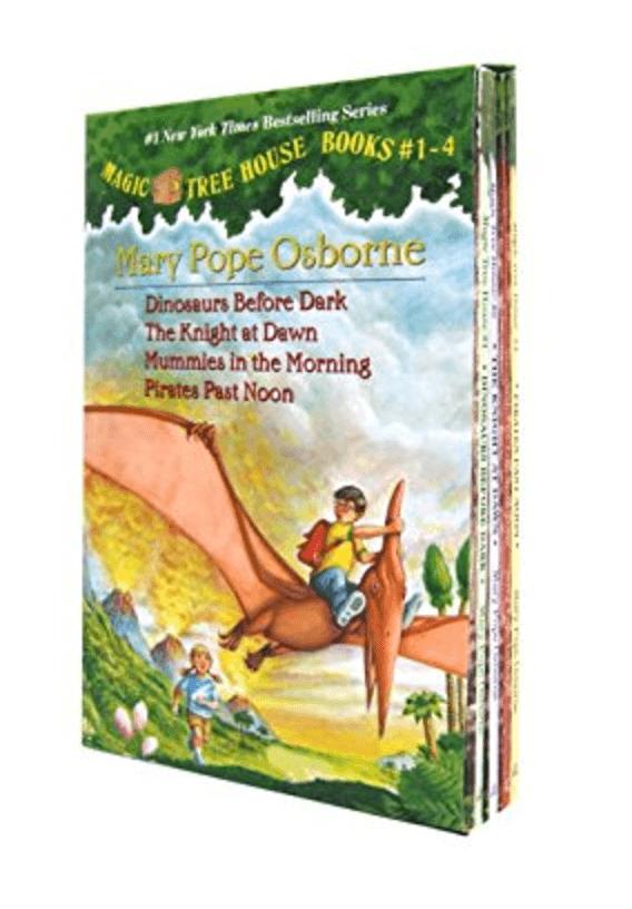 Magic Treehouse series ~ Best Travel Books for Children
