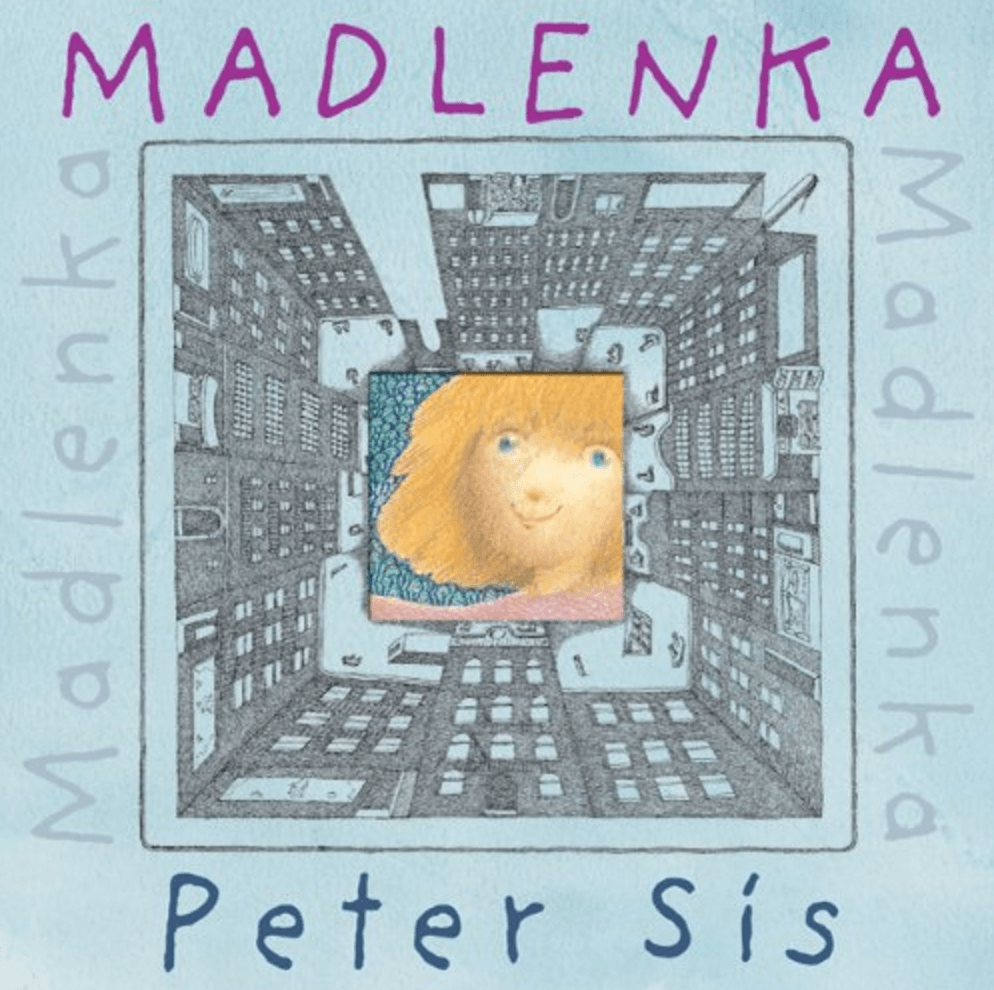 Madlenka by Peter Sis ~ Best Travel Books for Children of All Ages