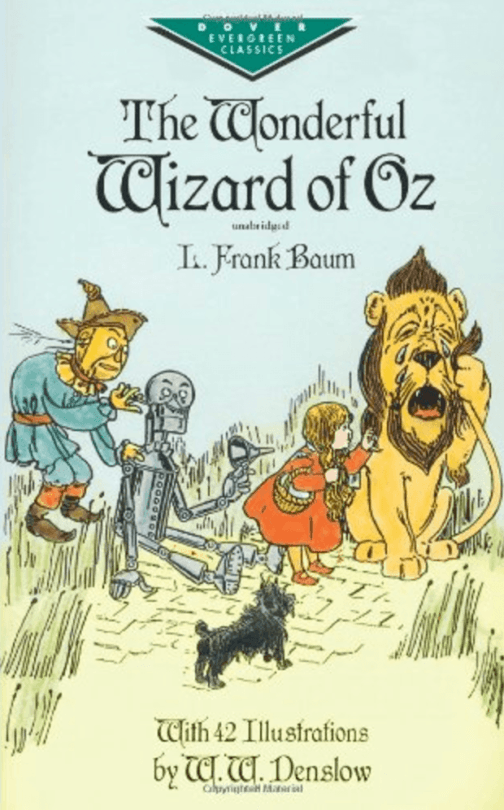 The Wizard of Oz ~ Best Travel Books for Kids