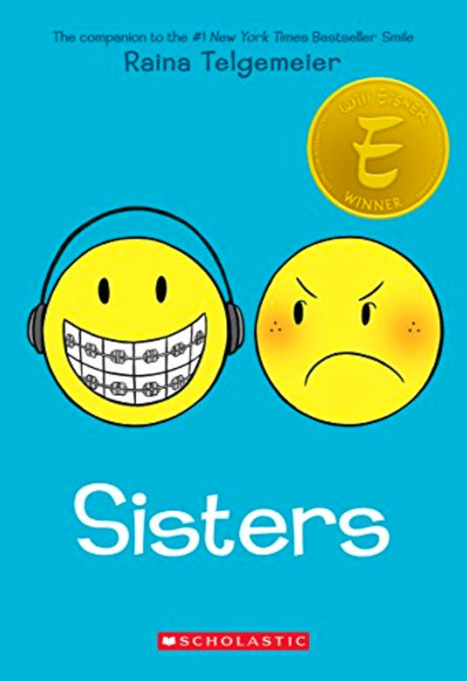 Sisters ~ Best Travel Books for Children