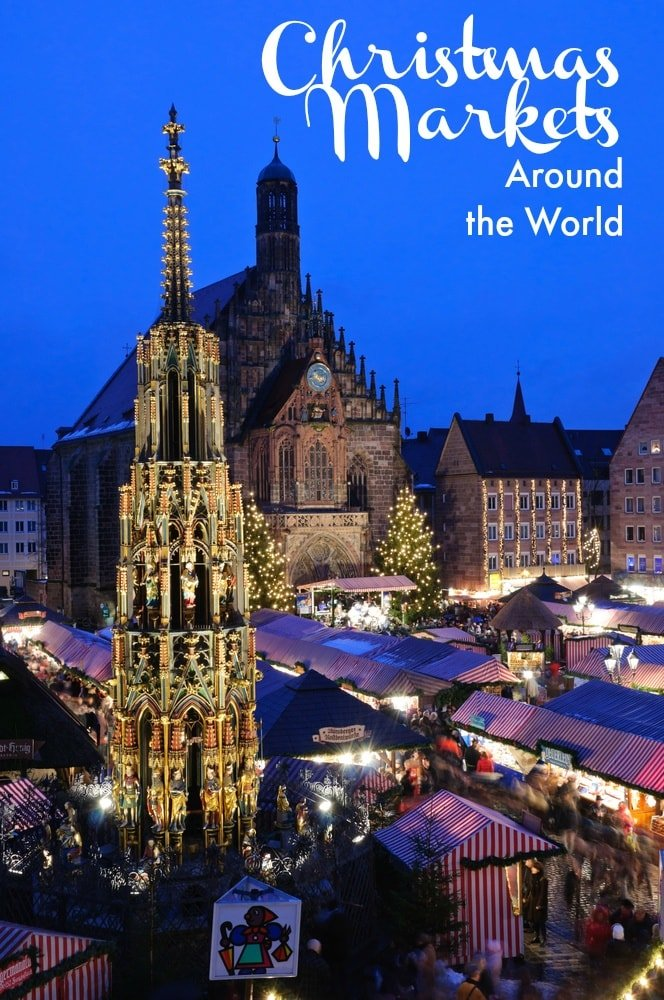 Christmas Markets Around the World You Must Visit