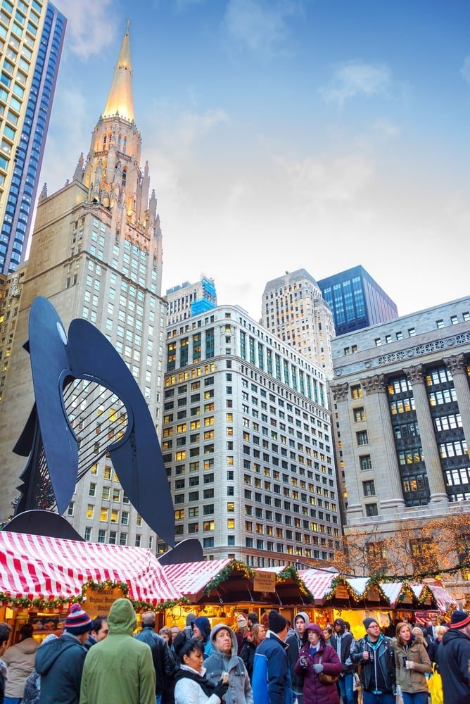 Christkindlmarket in Chicago ~ 5 Christmas Markets You Must Visit