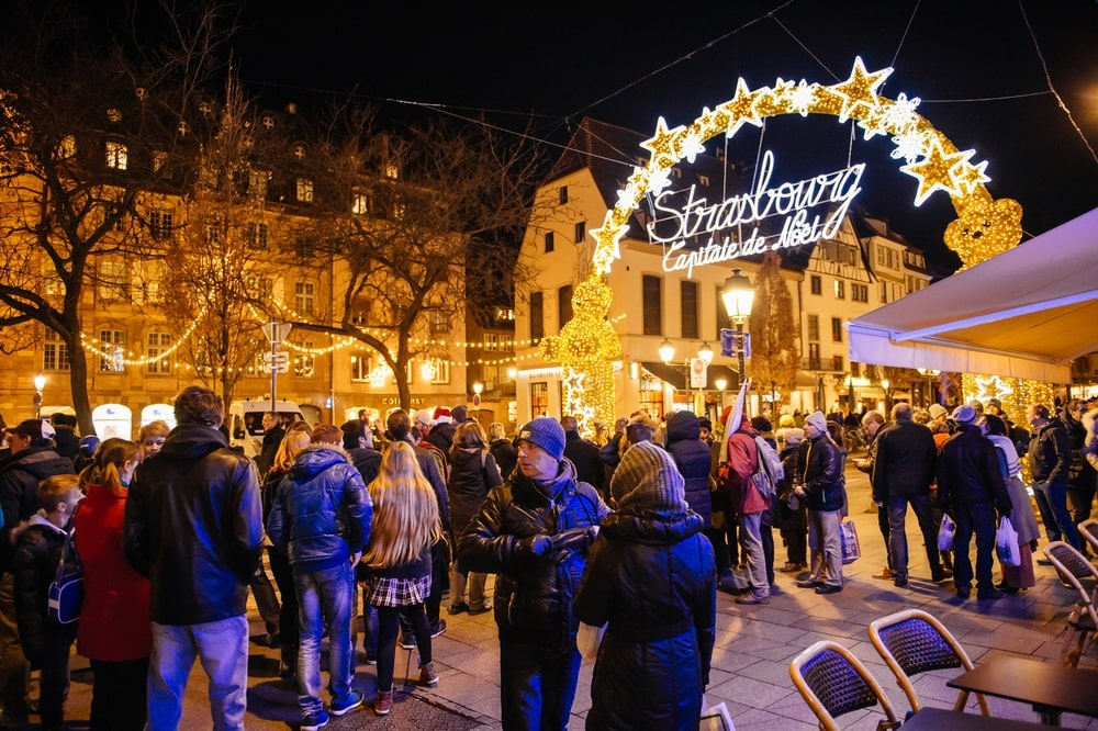 Strasbourg is known as the Capitale do Noel, Capital of Christmas, in France ~ 5 Christmas Markets Around the World that You Must Visit