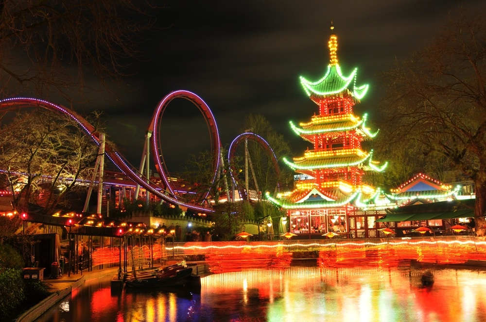 Tivoli Gardens at Christmastime ~ 5 Christmas Markets You Must Visit