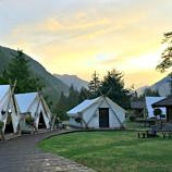 Clayoquot Wilderness Resort on Vancouver Island