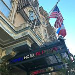Cornell Hotel de France ~ San Francisco with a French Accent