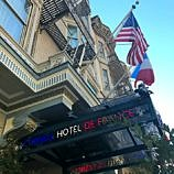 Cornell Hotel de France review ~ San Francisco with a French Accent