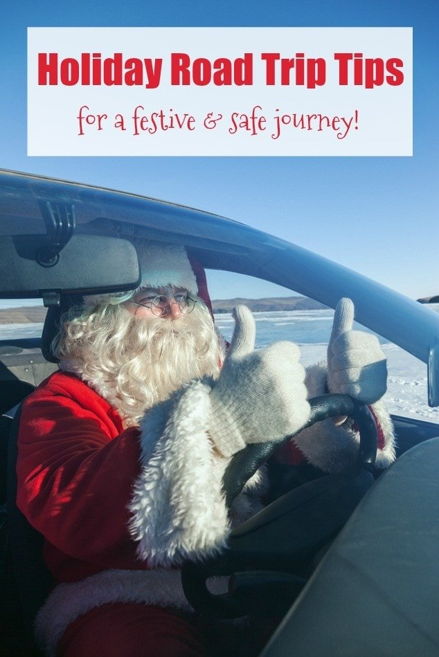 Holiday Road Trip Tips for a Festive and Safe Journey
