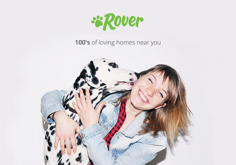 Rover.com has hundreds of loving homes near you