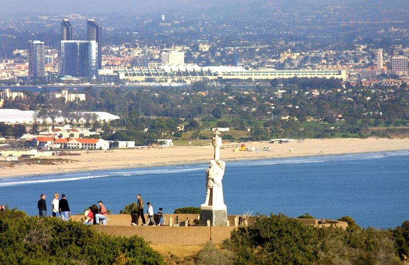 Cabrillo National Monument ~ 15 Best San Diego Attractions with Kids