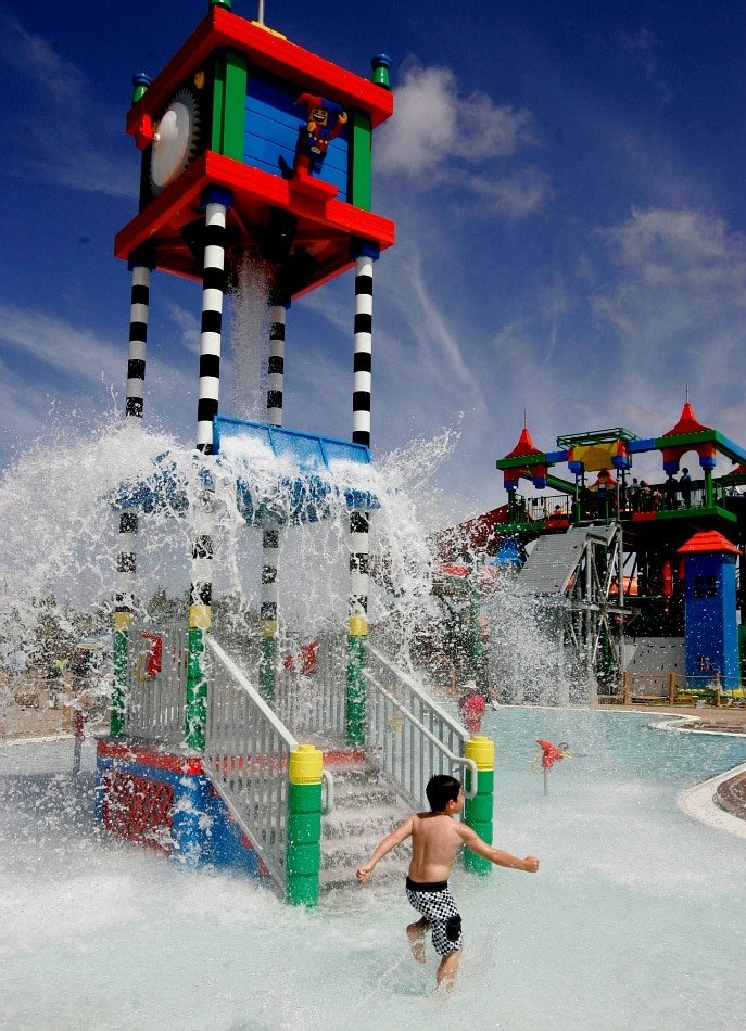 The LEGOLAND Waterpark at LEGOLAND California ~ 15 Best San Diego Attractions with Kida