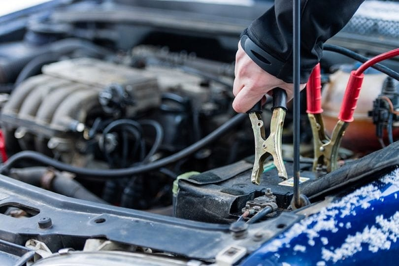 It can be more difficult for car batteries to operate during cold winter weather
