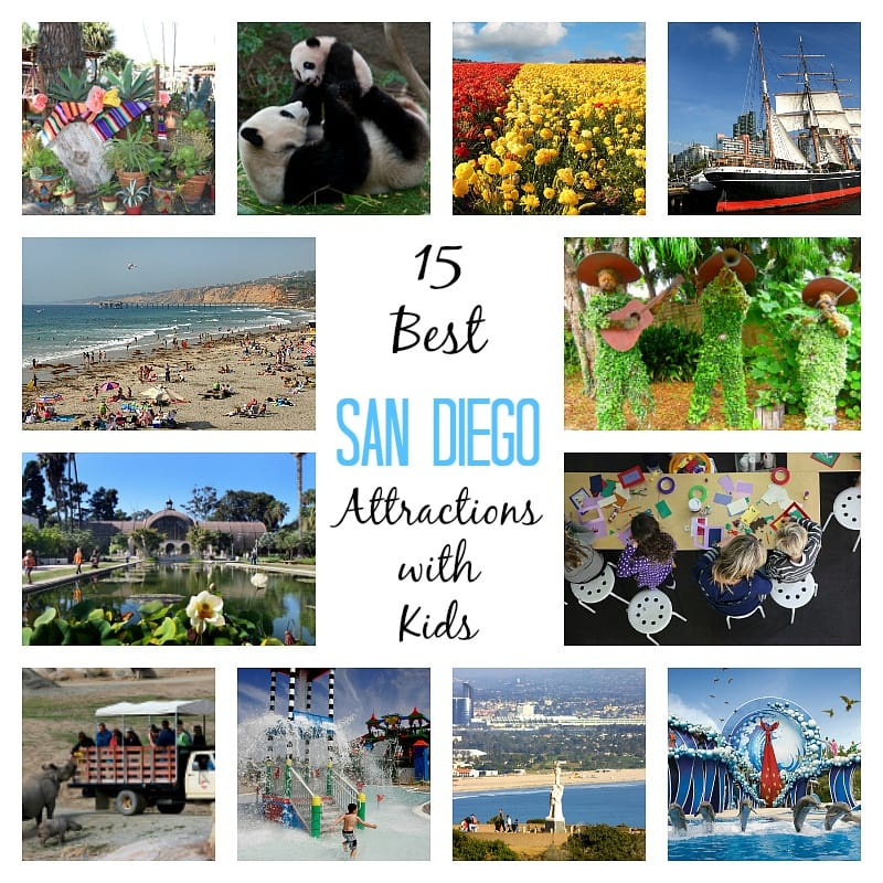 Best San Diego Attractions For Kids
