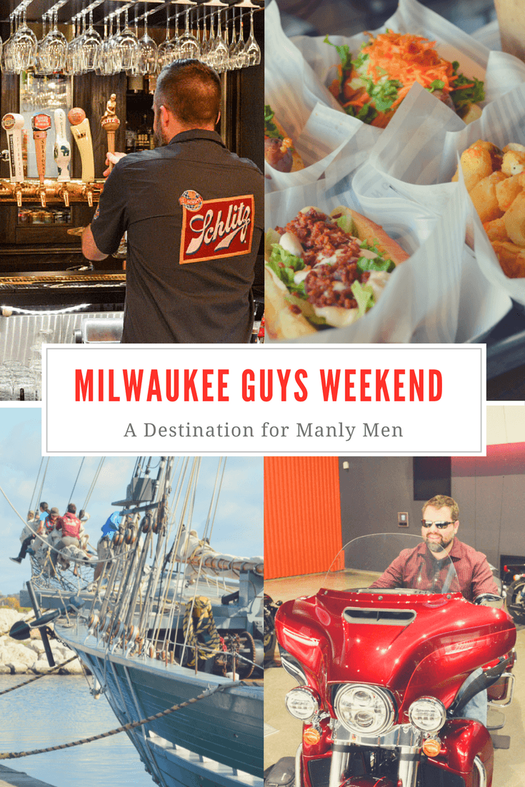 Milwaukee Guys Weekend - A Destination for Manly Men