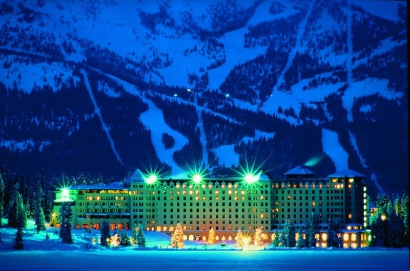 Fairmont Chateau Lake Louise ~ Why Ski Lake Louise with Kids