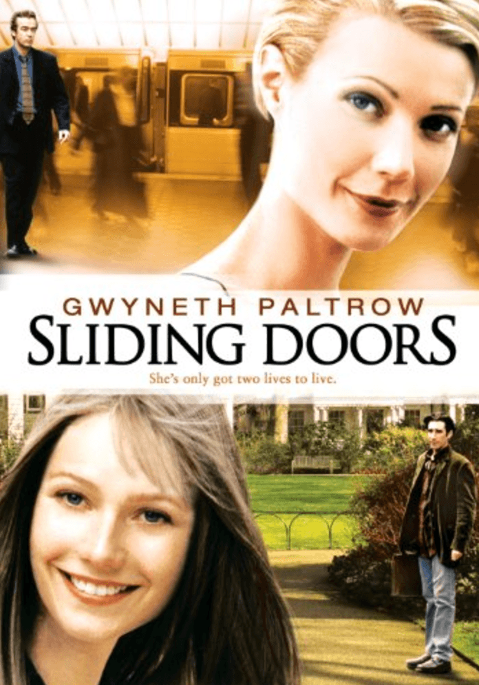 Sliding Doors ~ Best Sleeper Hit Romantic Comedies Set in London