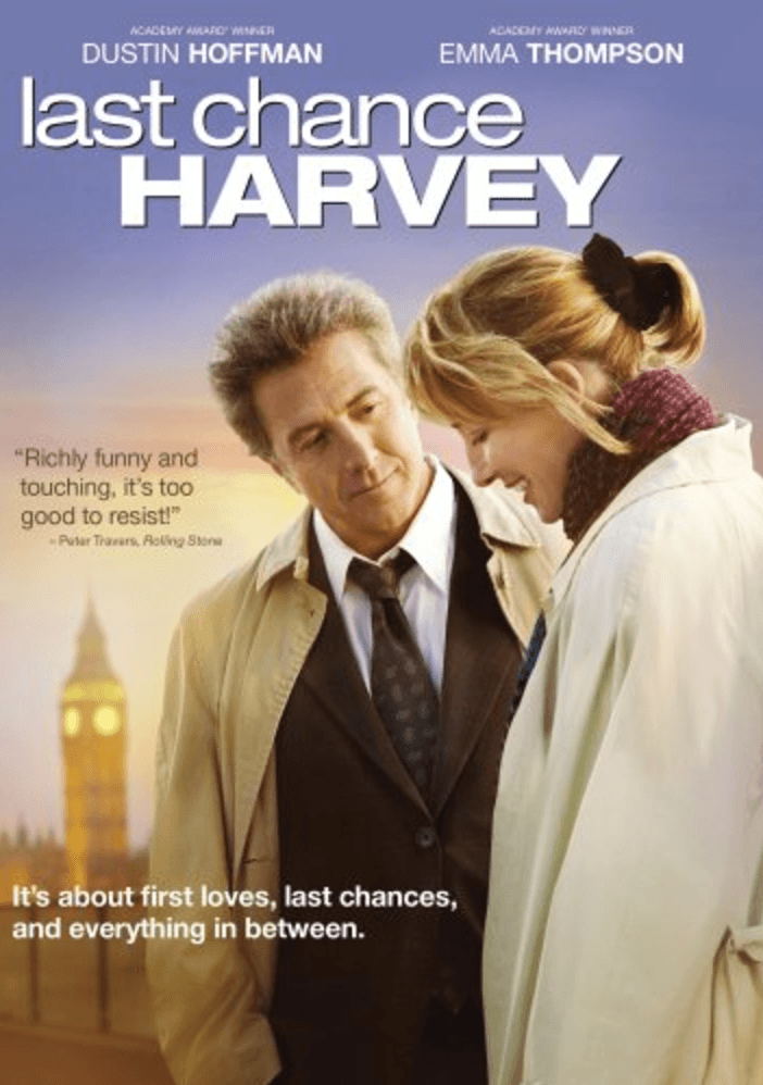 Last Chance Harvey ~ Best Romantic Comedies Set in London