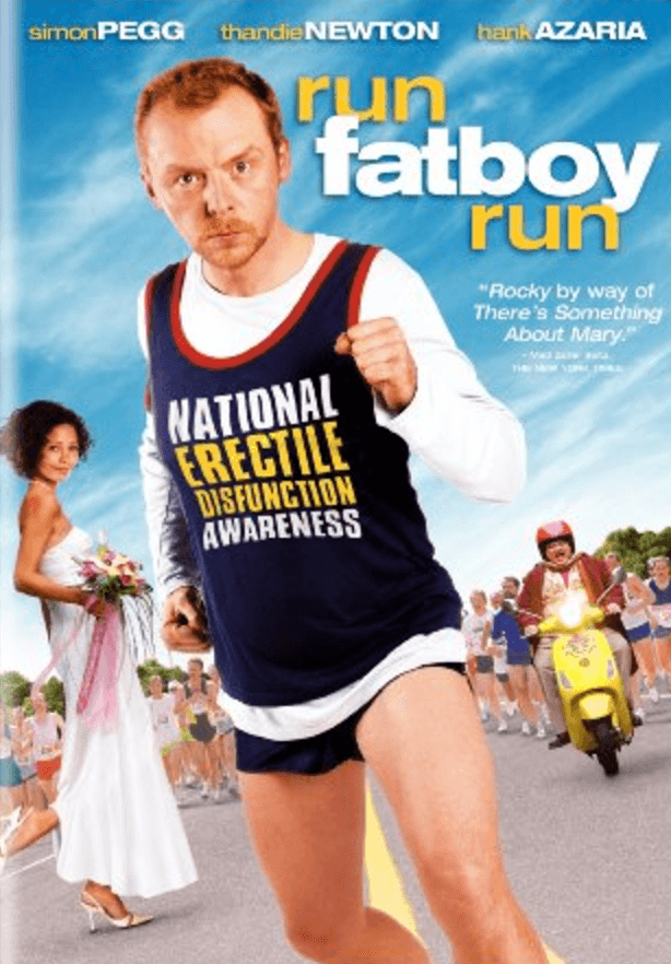 Run Fatboy Run ~ Best Romantic Movies Set in London