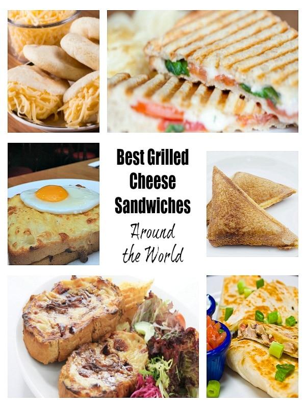 Best Grilled Cheese Sandwiches Around the World