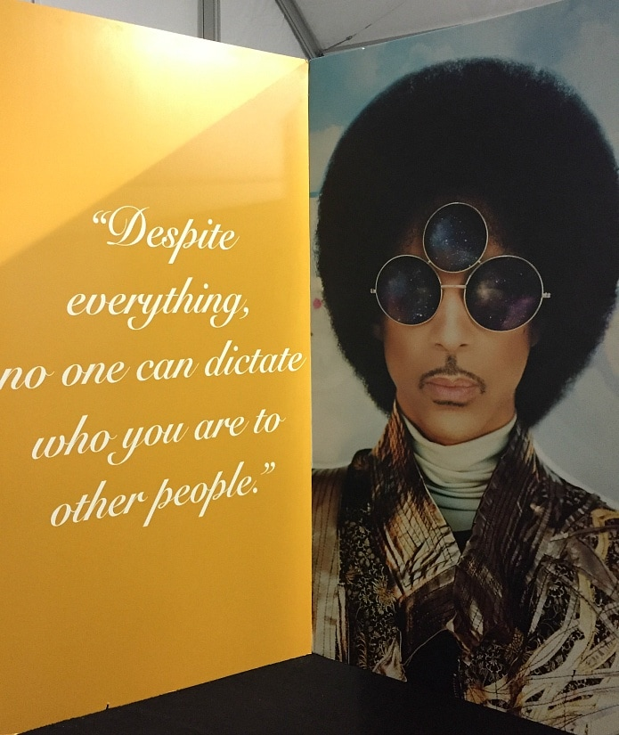 Prince's originality is ever-present at Paisley Park ~ What It's Like to Tour Paisley Park
