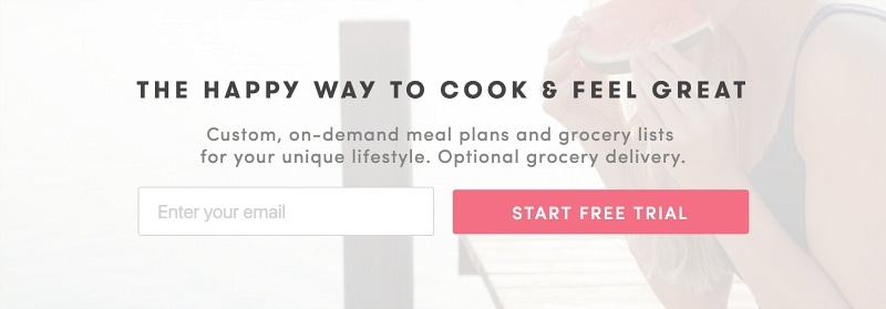Sign up for PlateJoy today!