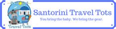 Santorini Travel Tots