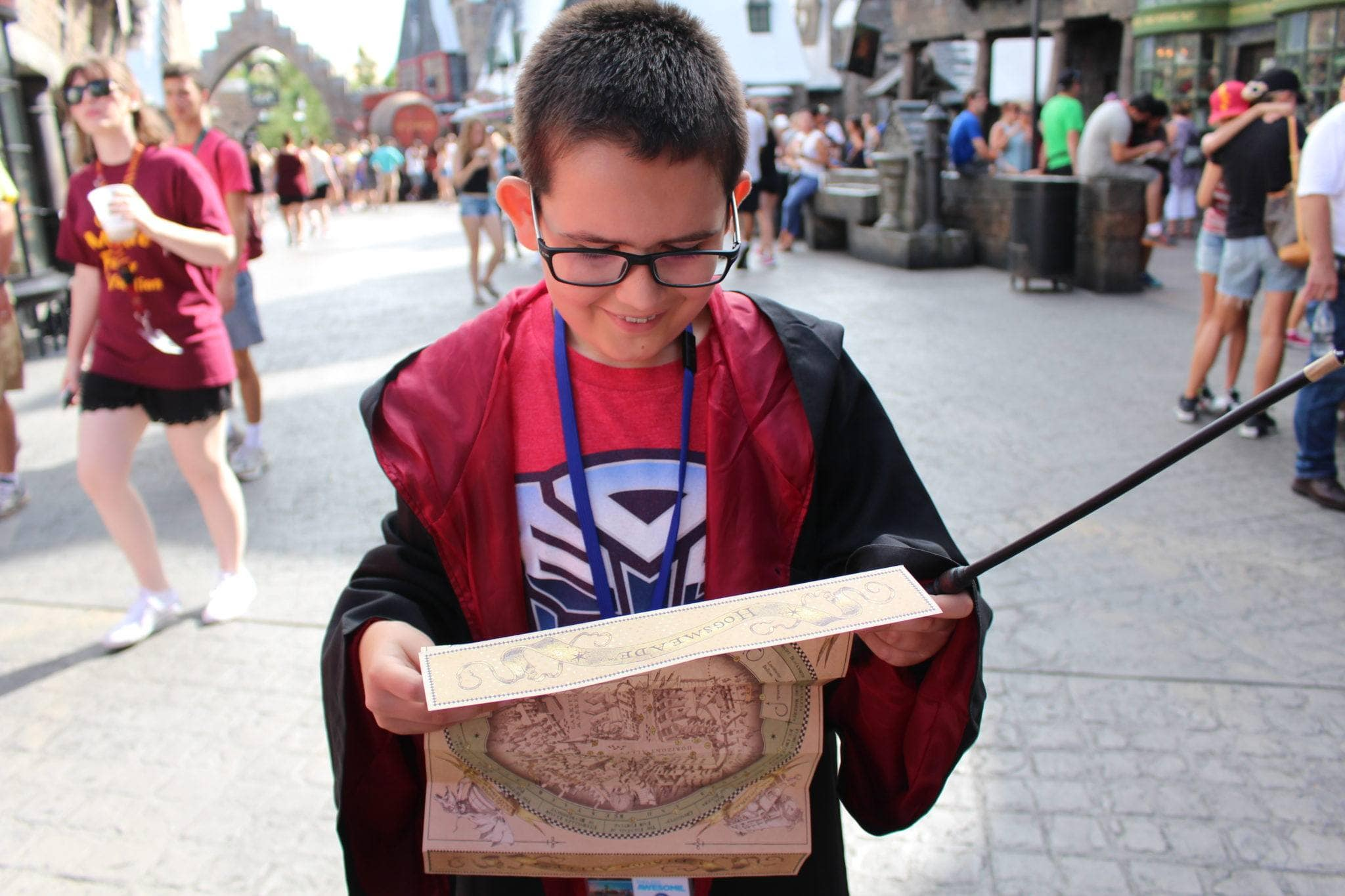 The Wizarding World of Harry Pottery ~ Universal Orlando Resort Tips and Discounts