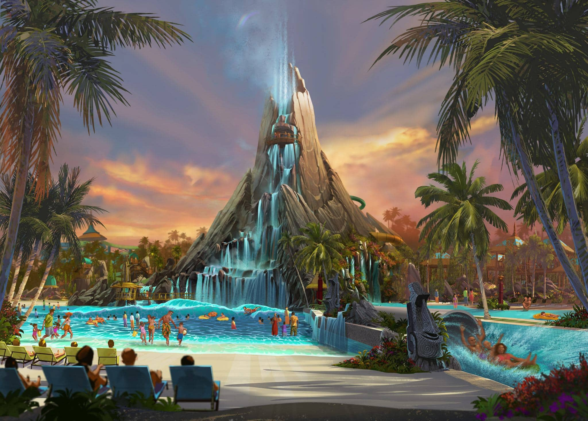 Volcano Bay is Universal Orlando Resort's highly anticipated third theme park ~ Universal Orlando Resort Tips and Discounts
