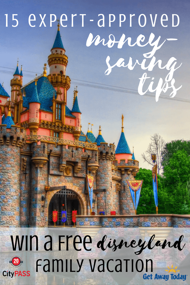 Win Disneyland family vacation!